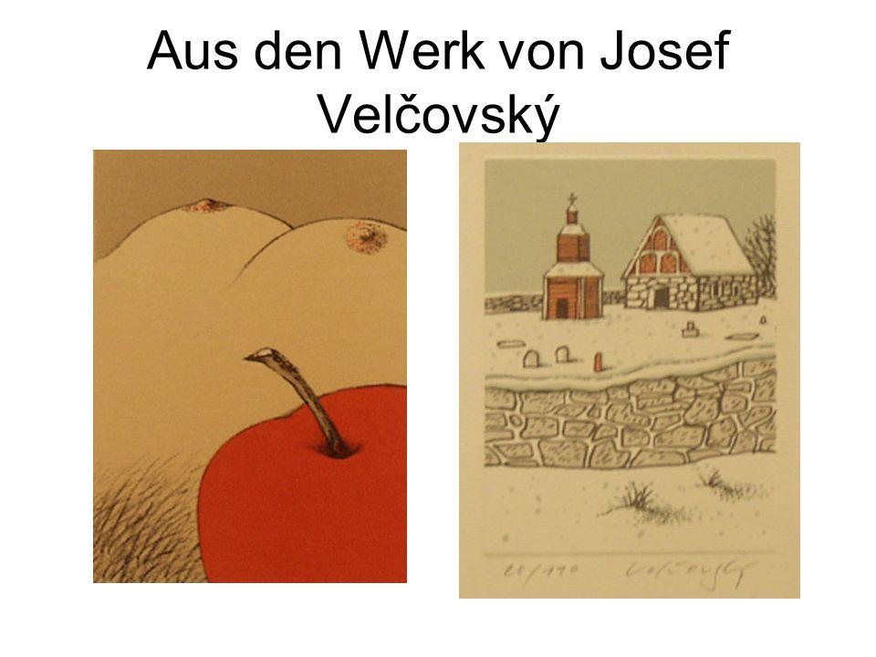 Aus den Werk von Josef Velčovský