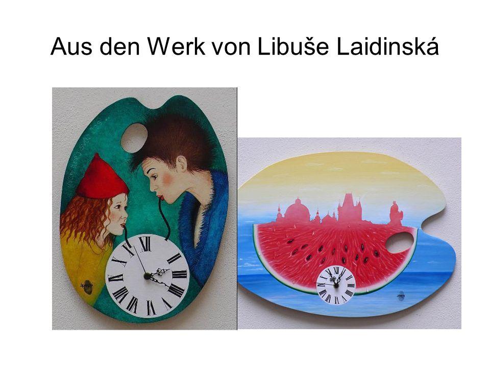 Aus den Werk von Libuše Laidinská