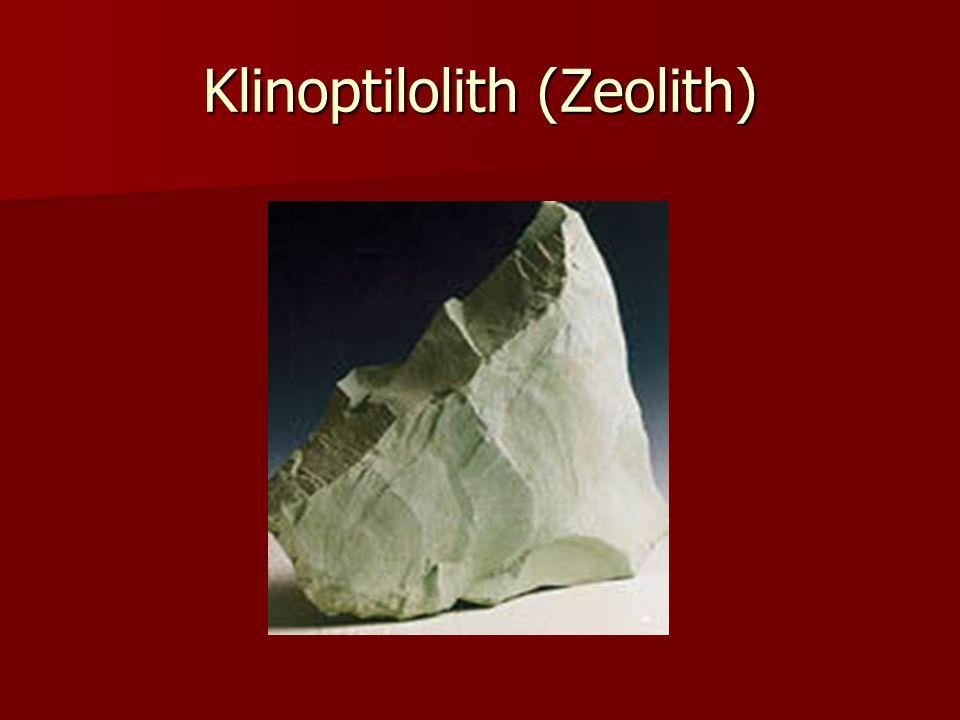 Klinoptilolith (Zeolith)