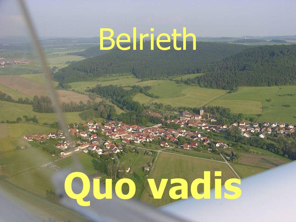 Belrieth Quo vadis