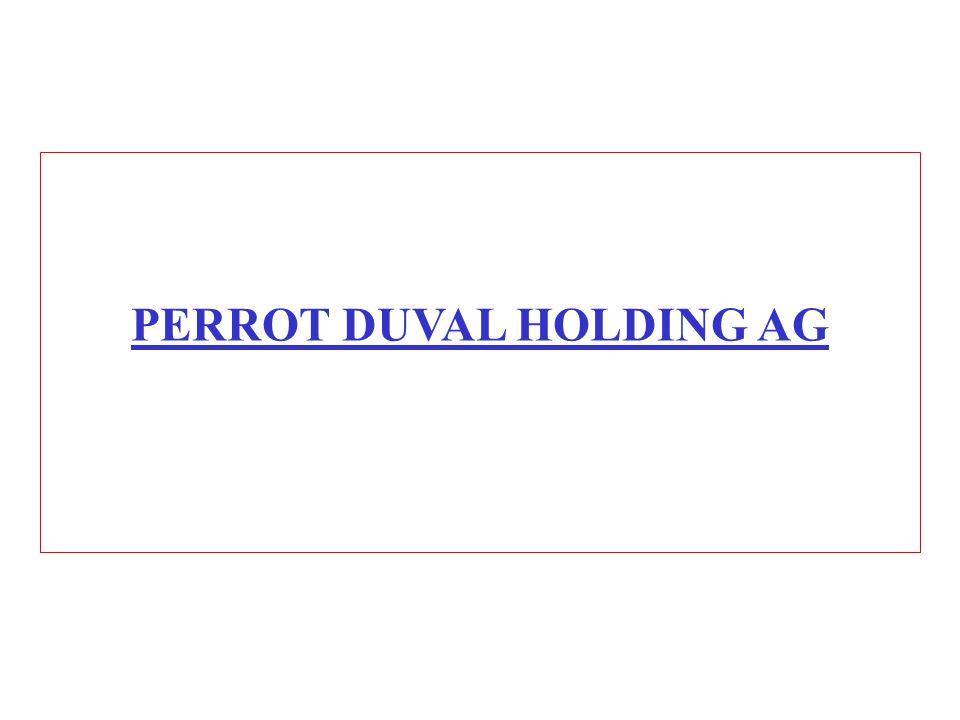 PERROT DUVAL HOLDING AG