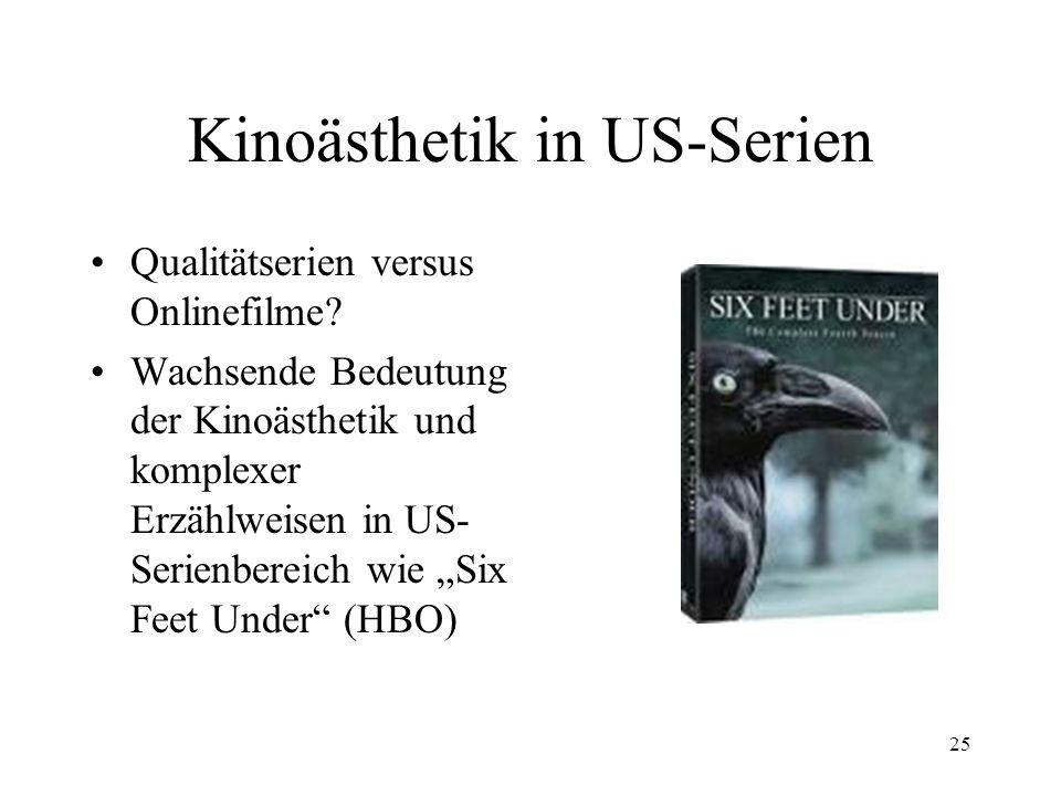 26 Adaptionen von US-Serien Quotenstarke US-Serien sollen auch den Deutschen Sendern Einschaltquoten sichern Adaptionen erfolgreicher US-Serien werden in Eigenproduktion erstellt Aus CSI wird bei SAT.1 R.I.S.
