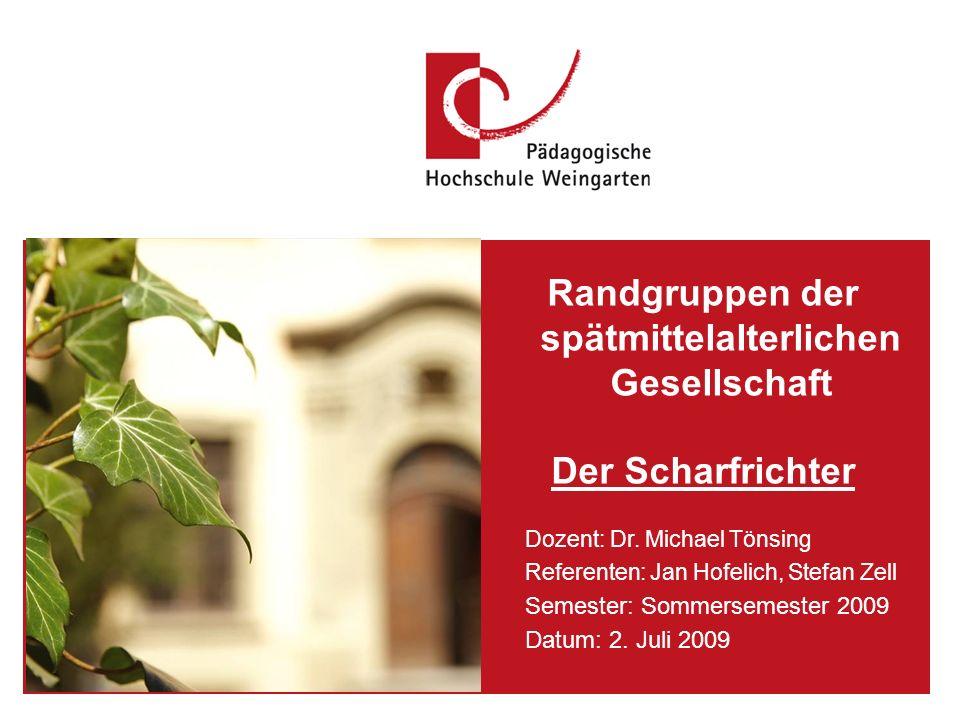 PH Weingarten, 30.04.08 Einführung in die Theorien und Methoden der Erziehungswissenschaft PD Dr. Gerhard W. Schnaitmann Folie 1 Dozent: Dr. Michael T