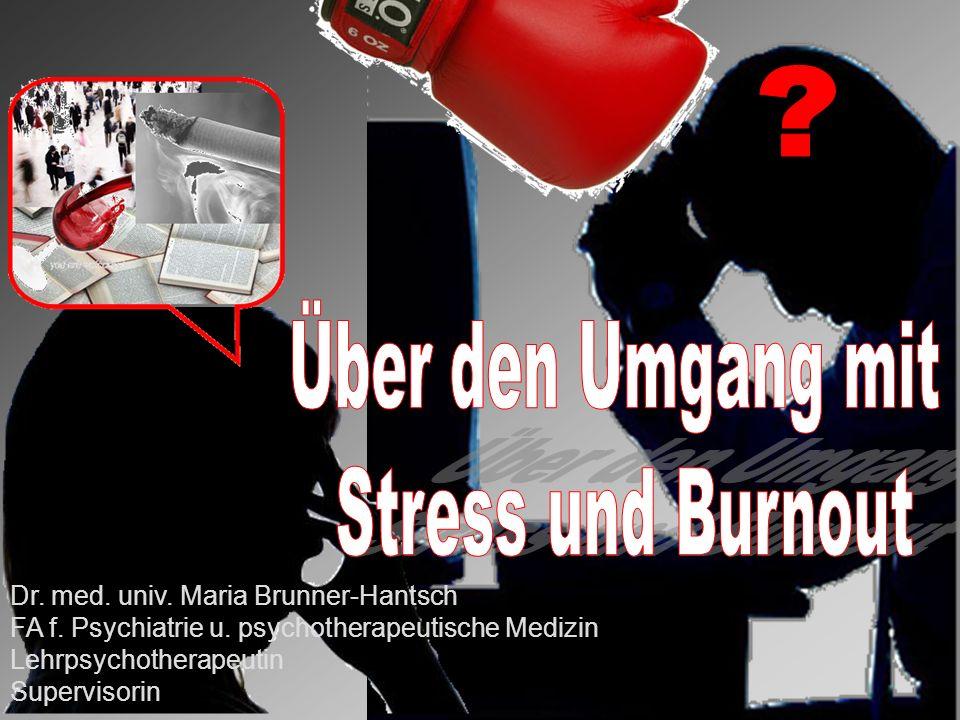Frauen und Männer können unterschiedlich auf Burnout reagieren Unterschiede kann man auch im Umgang mit der Krankheit feststellen: Bei Männern äußert sich die Überlastung eher in nach außen gerichteten Symptomen: Reizbarkeit, erhöhte Risikobereitschaft (z.B.