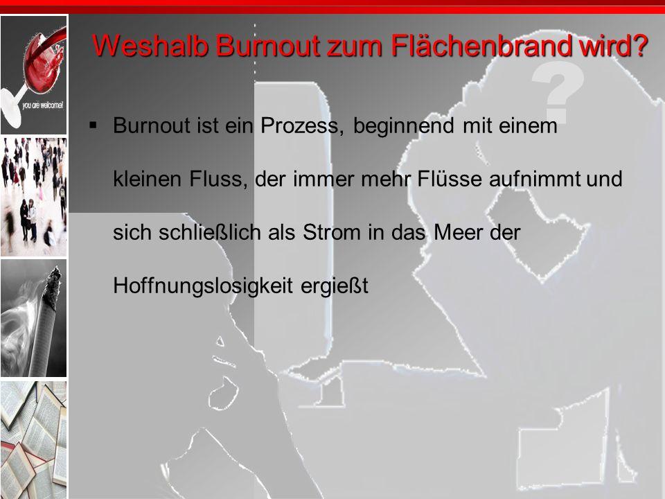 Allgemeine Burnout Prävention 2.Lebensphasen - gemäßes-Leben 0-30.
