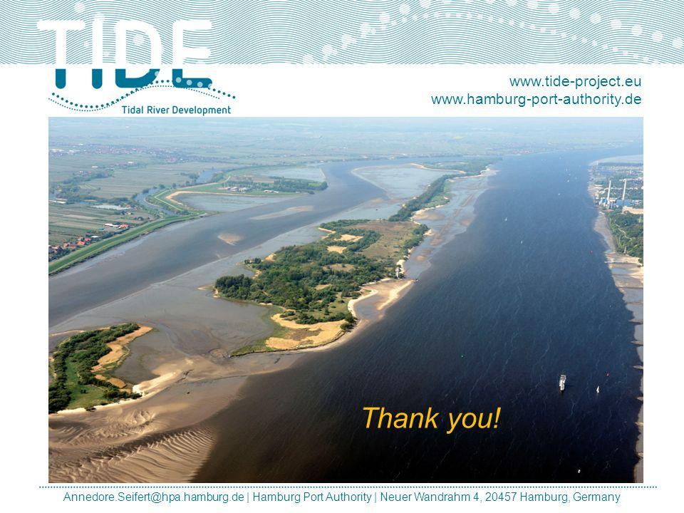 Annedore.Seifert@hpa.hamburg.de | Hamburg Port Authority | Neuer Wandrahm 4, 20457 Hamburg, Germany Thank you.