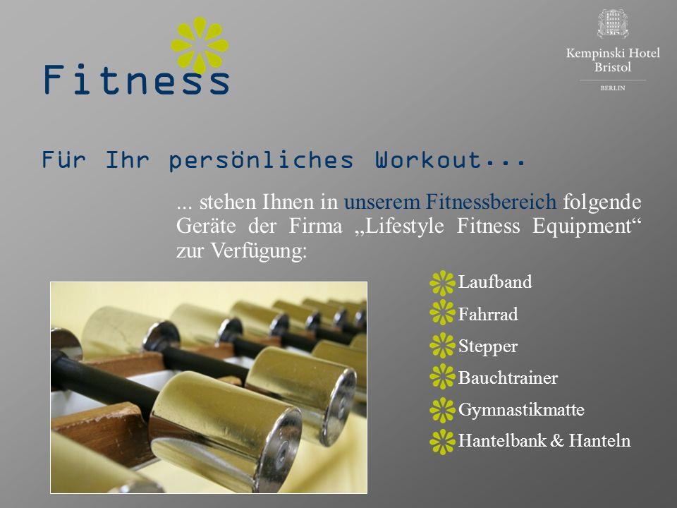 Fitness Laufband Fahrrad Stepper Bauchtrainer Gymnastikmatte Hantelbank & Hanteln Für Ihr persönliches Workout...... stehen Ihnen in unserem Fitnessbe
