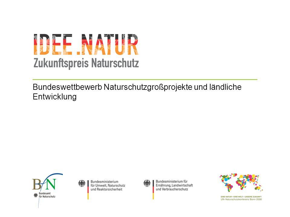 der hintergrund Seit 1979 besteht das Bundesprogramm zur Errichtung und Sicherung schutzwürdiger Teile von Natur und Landschaft mit gesamtstaatlich repräsentativer Bedeutung.