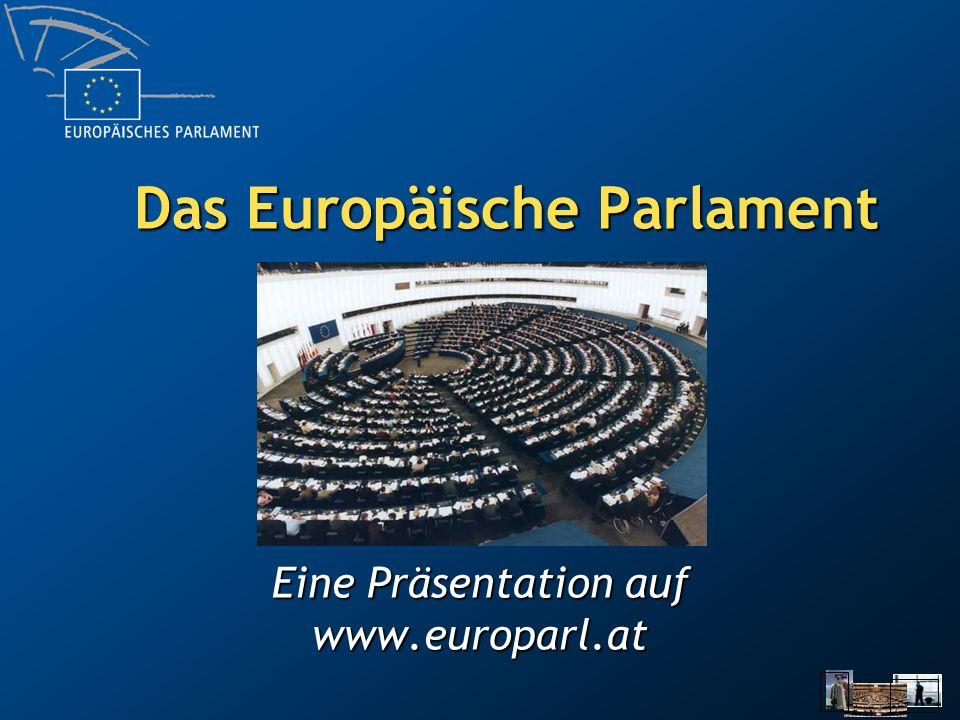 www.europarl.at Was macht das Europäische Parlament.