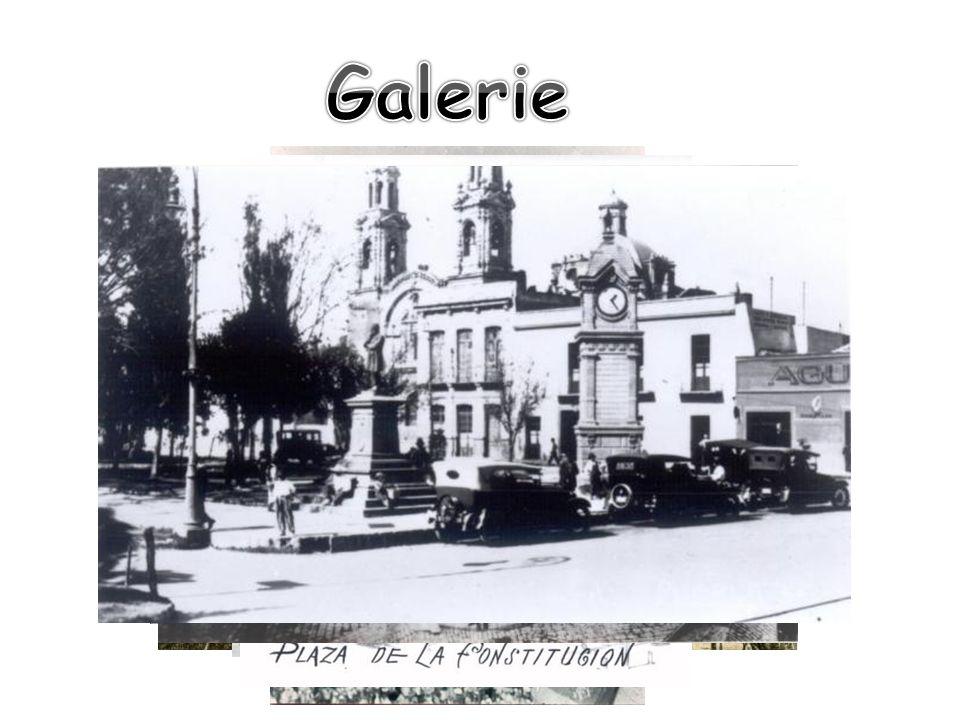 Atrio de la catedral Cuartel de San José Fuerte de Loreto 2 norte y 2 oriente