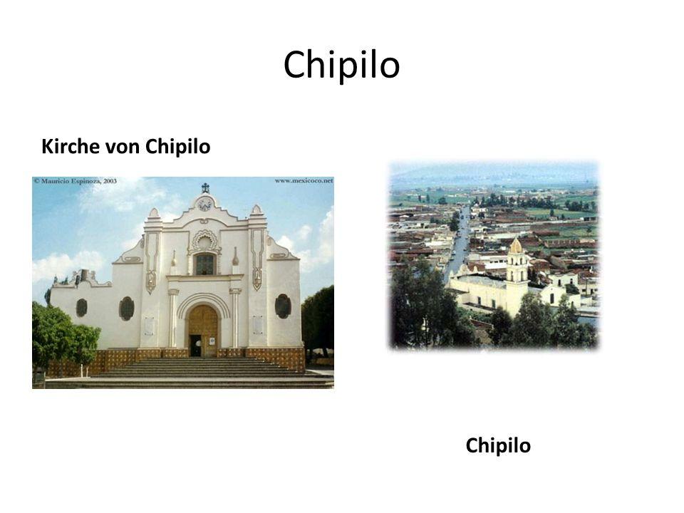 Chipilo Kirche von Chipilo Chipilo