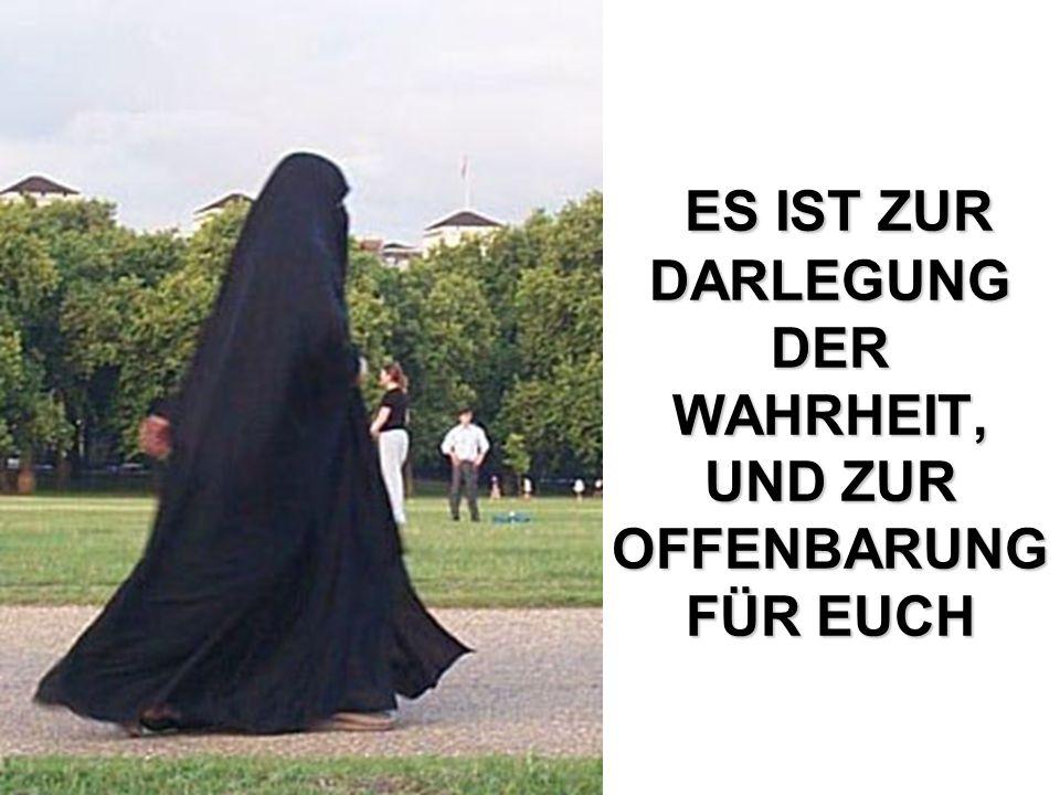 DER MENSCH IST DOCH DES MENSCHEN BRUDER, OH IHR GELEHRTEN!!!
