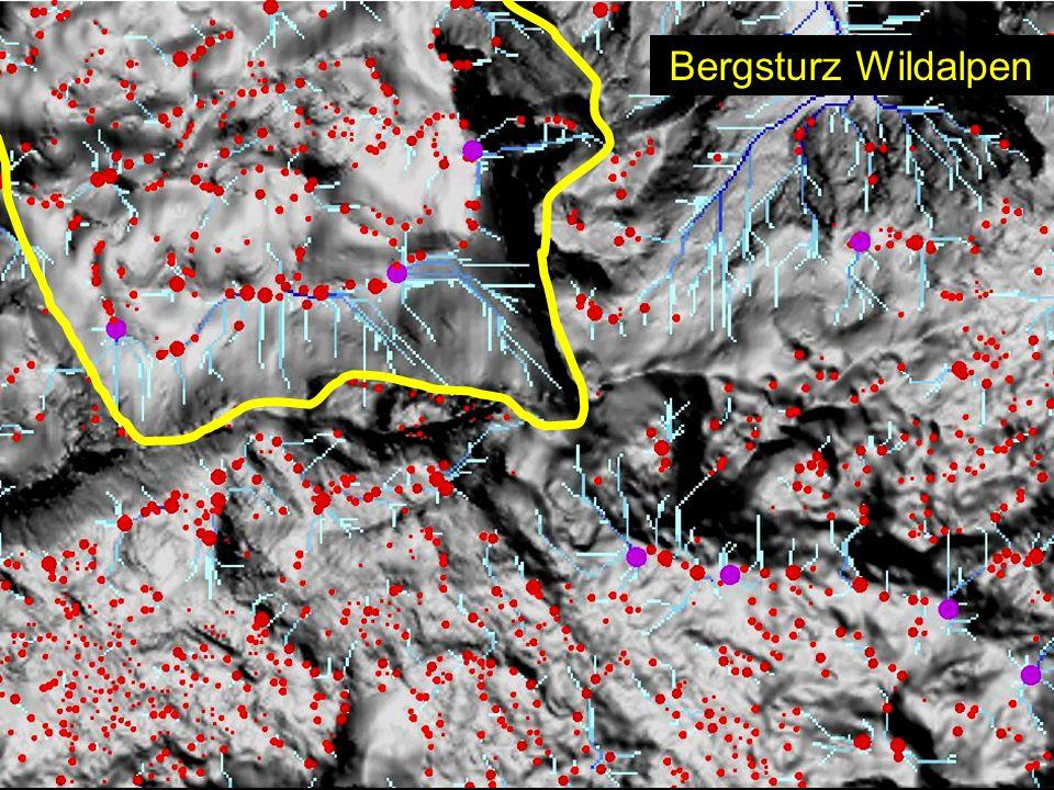 Bergsturz Wildalpen