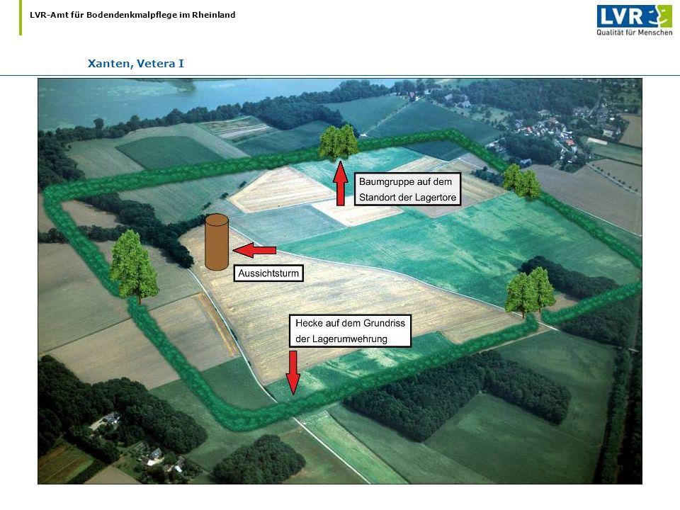 LVR-Amt für Bodendenkmalpflege im Rheinland Xanten, Vetera I