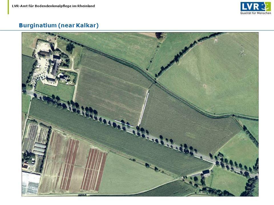 LVR-Amt für Bodendenkmalpflege im Rheinland Burginatium (near Kalkar)