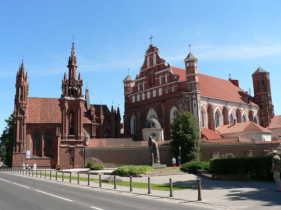 1.Adam Mickiewicz Geburtsort Einer von drei genialen Dichtern Litauen, du mein Vaterland.