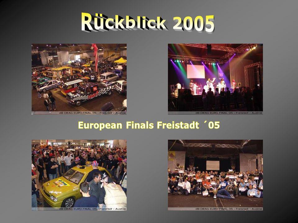 2.920 registrierte Forum - Mitglieder 157 dB Drag Mitglieder 166 Events in 2005 2046 Teilnehmer in 2005