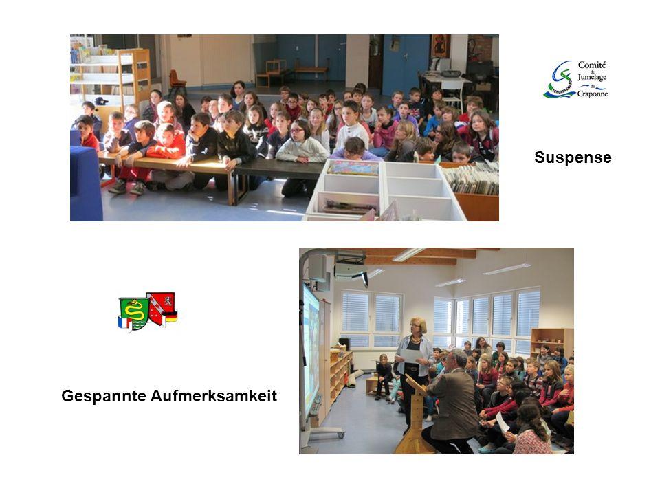 Nous remercions surtout Madame Resseguier (Directrice de lécole Philippe Soupault), Madame Dornheim (Schulleiterin der Äskulapschule), les enseignantes de ces 3 classes de leur aide et de leur soutien ainsi que tous ceux qui ont contribué à la réussite de ce PROJET SKYPE.
