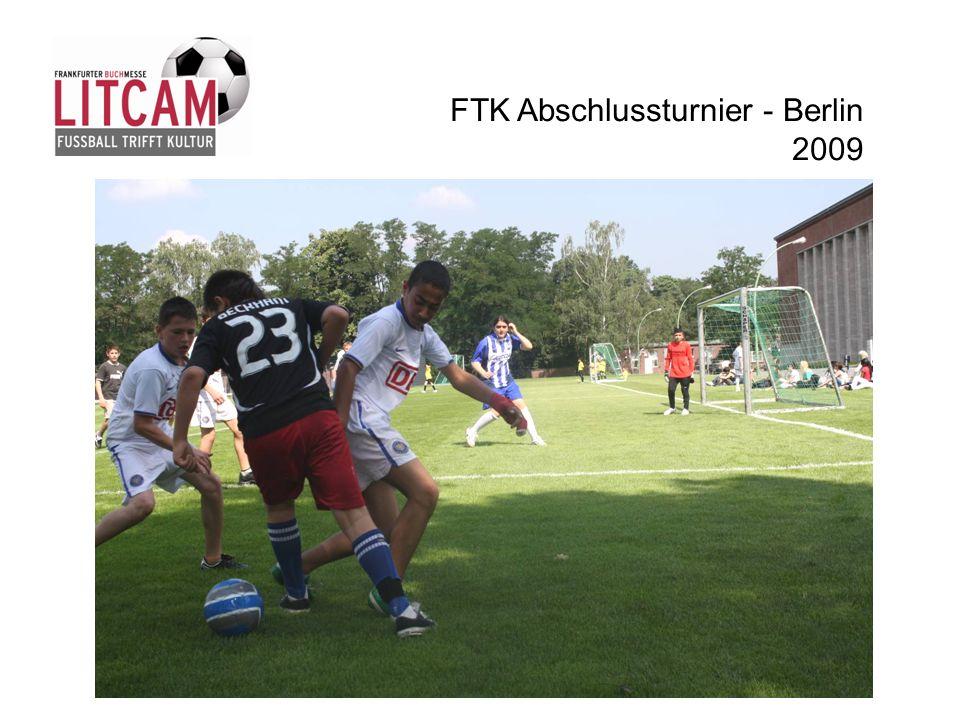 FTK Abschlussturnier - Berlin 2009