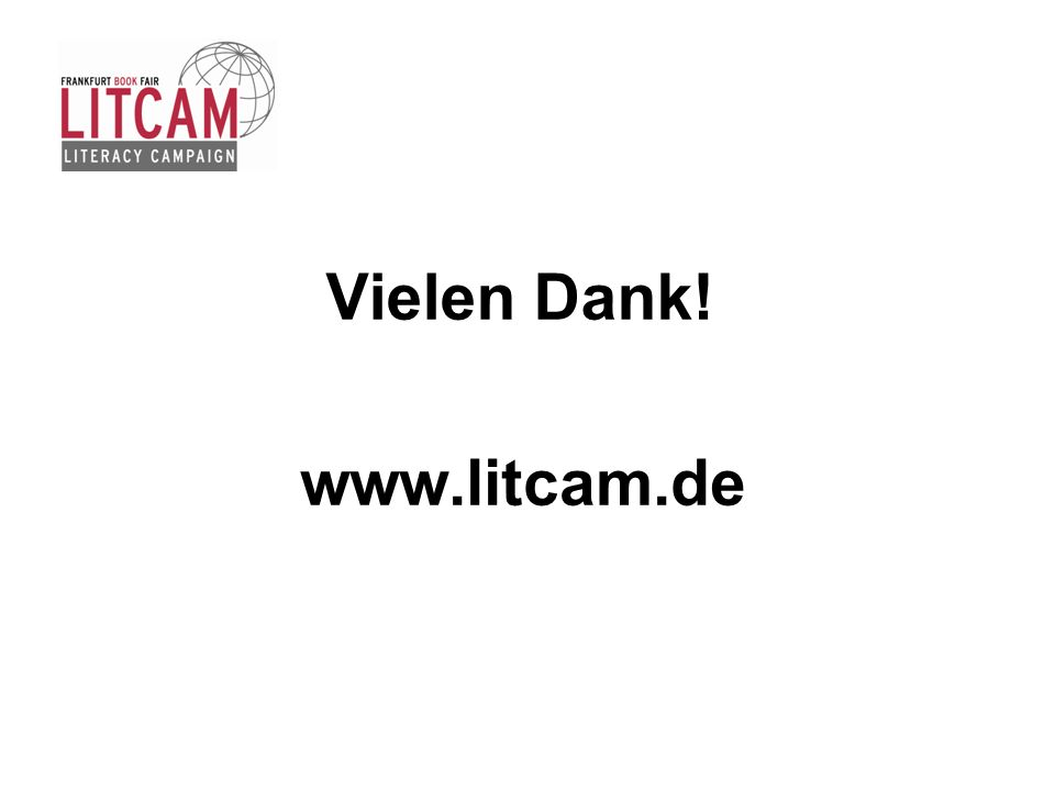 www.litcam.de Vielen Dank!