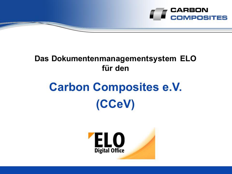 Seite 1Das Kompetenznetzwerk Carbon Composites e.V.