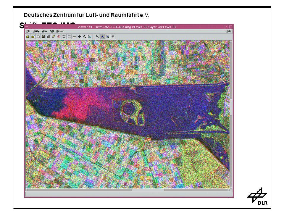 Deutsches Zentrum für Luft- und Raumfahrt e.V. leerleer Shift: ETC-IMG