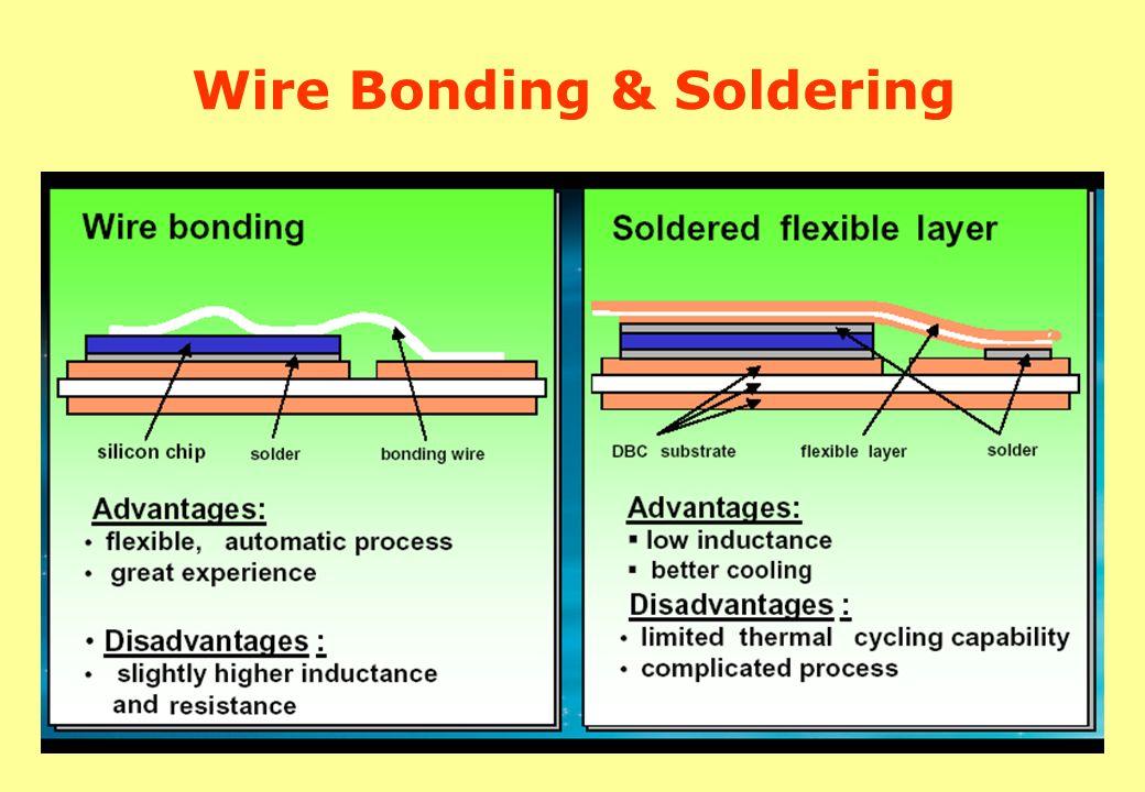 Wire Bonding & Soldering