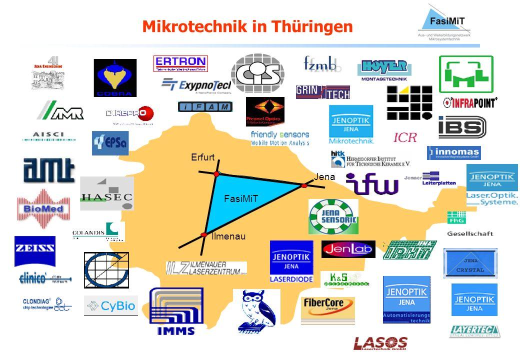 FasiMiT Mikrotechnik in Thüringen Erfurt Ilmenau Jena