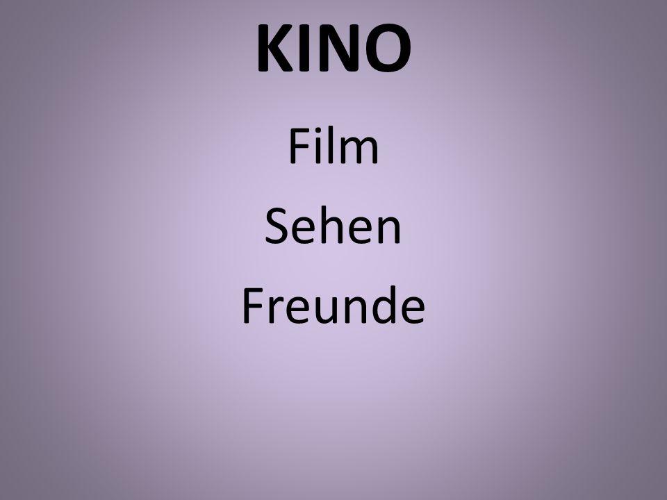 KINO Film Sehen Freunde