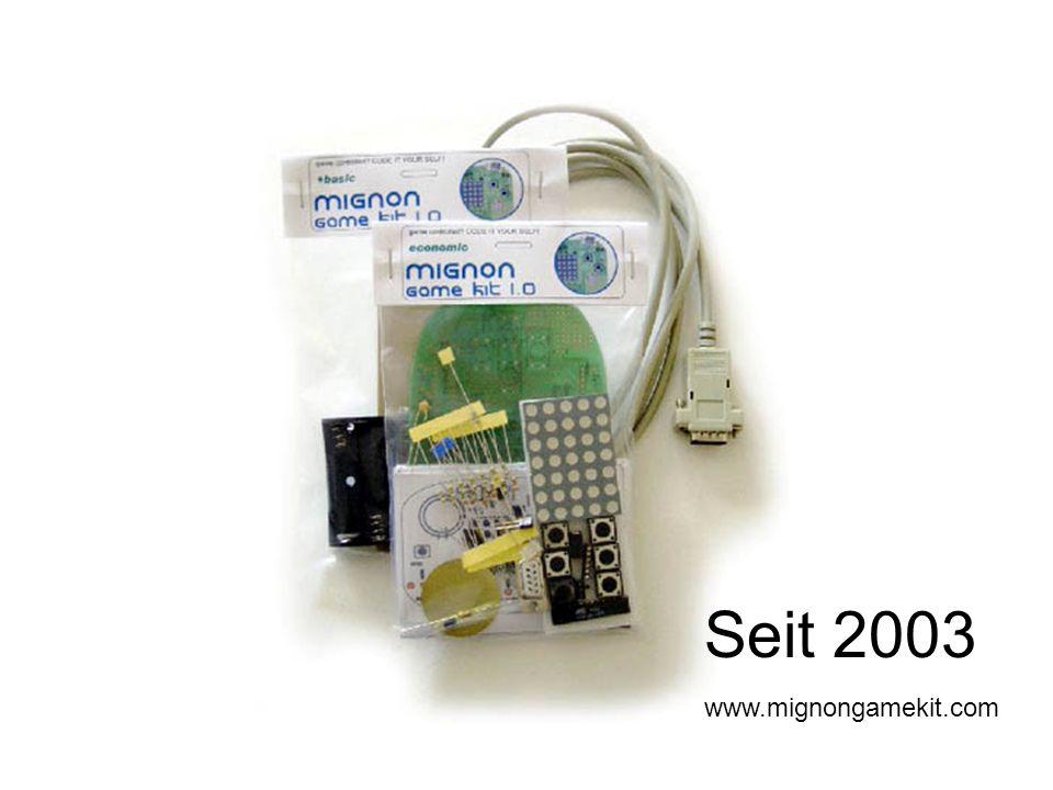www.mignongamekit.com Seit 2003