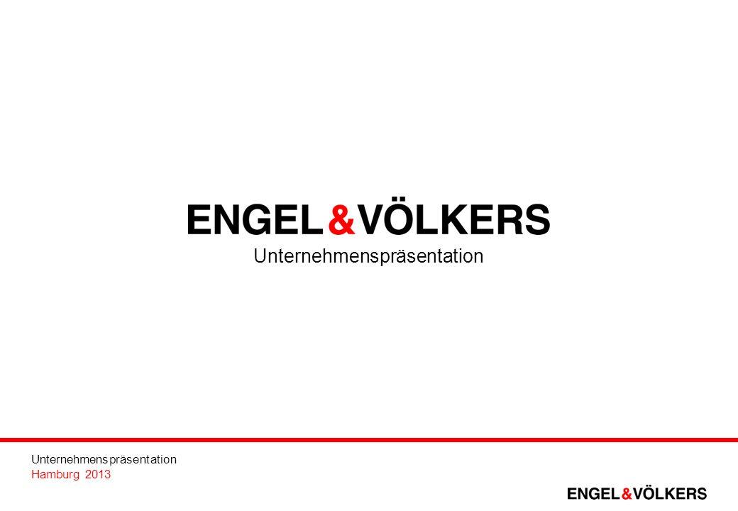 Unternehmenspräsentation Hamburg 2013