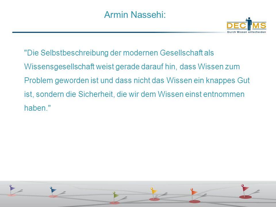 Armin Nassehi: