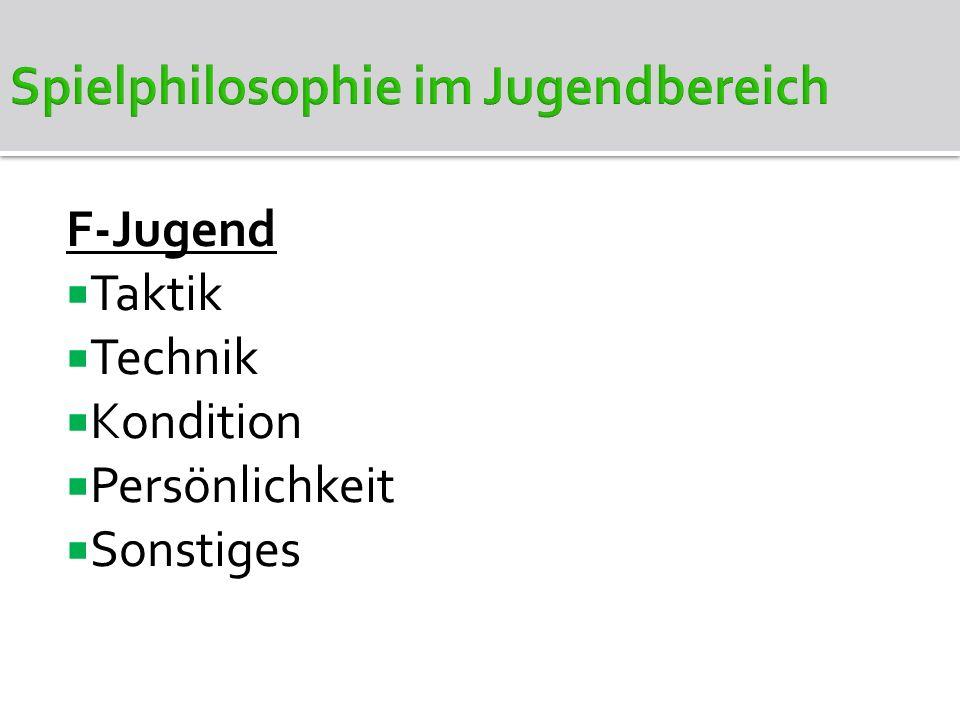 B-Jugend - Technik Beginnendes Spezialisierungstraining 2.
