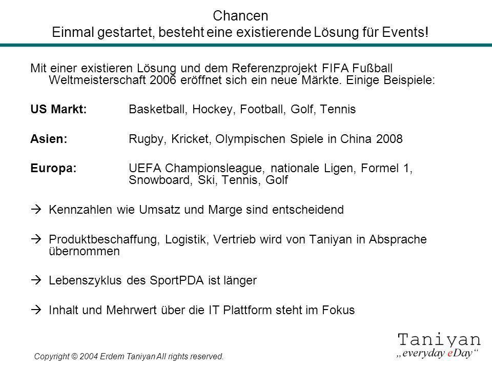 Copyright © 2004 Erdem Taniyan All rights reserved. Mit einer existieren Lösung und dem Referenzprojekt FIFA Fußball Weltmeisterschaft 2006 eröffnet s