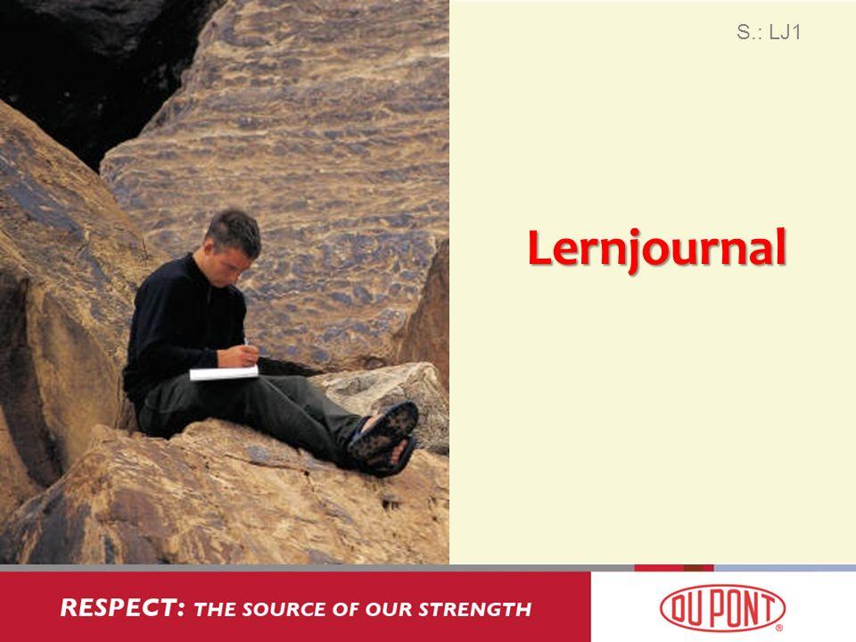Lernjournal S.: LJ1