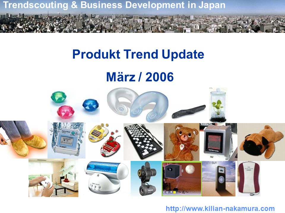 http://www.kilian-nakamura.com Trendscouting & Business Development in Japan Ionen Lockenwickler Dauerwelle mit Ionen-Kraft.