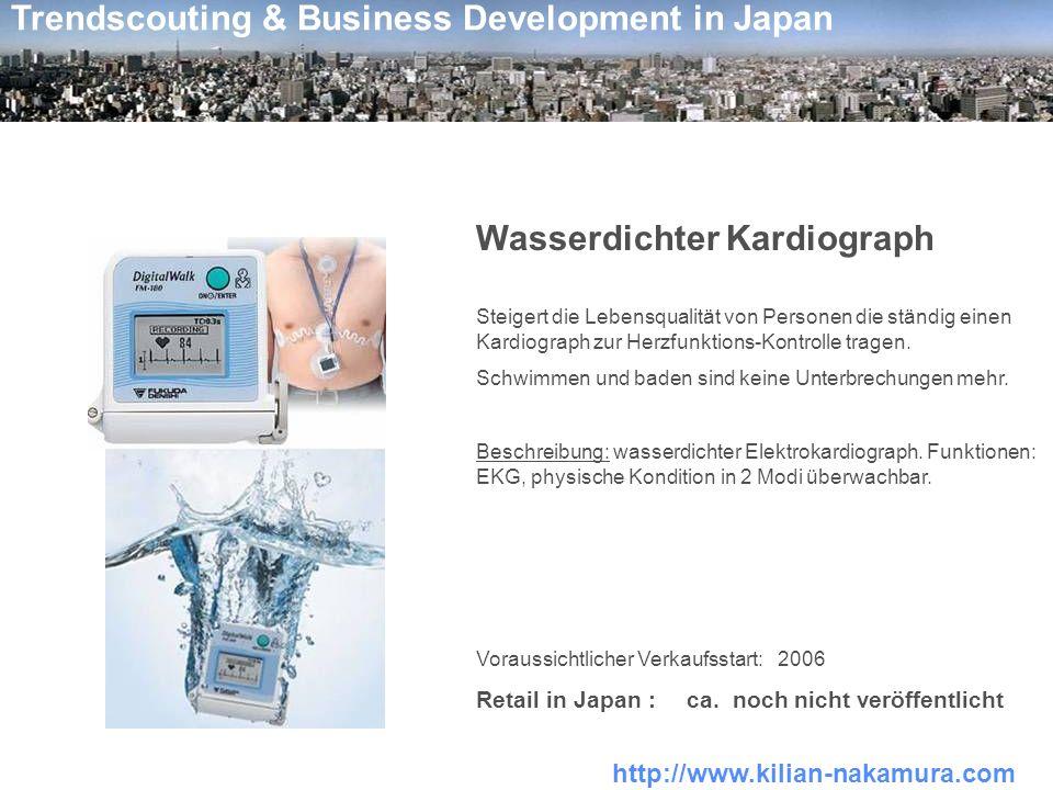 http://www.kilian-nakamura.com Trendscouting & Business Development in Japan Musik - Nackenkissen music PILLOW.