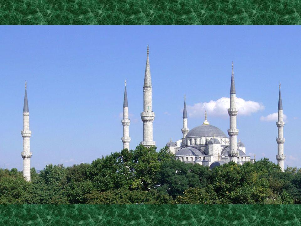 Gotteshäuser Eine Moschee (