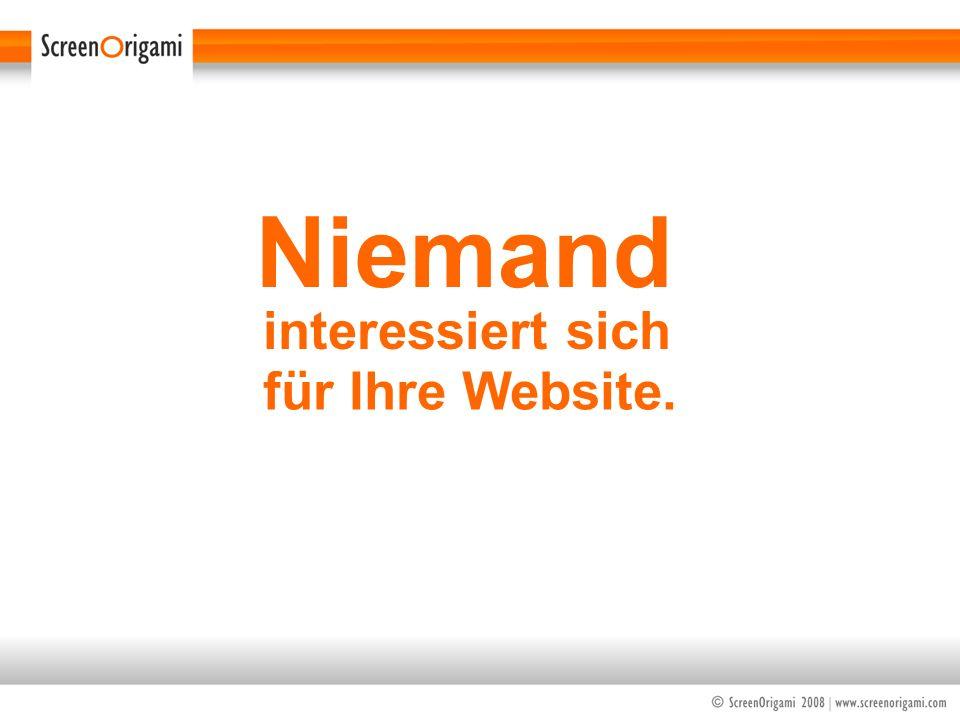 Warum brauchen Sie eine Website.Durch zufriedene Kunden Warum.