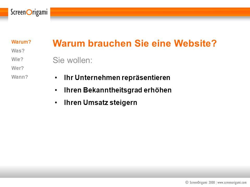 Wer erstellt Ihre Website.Wenn Sie einen Webmaster suchen: Warum.