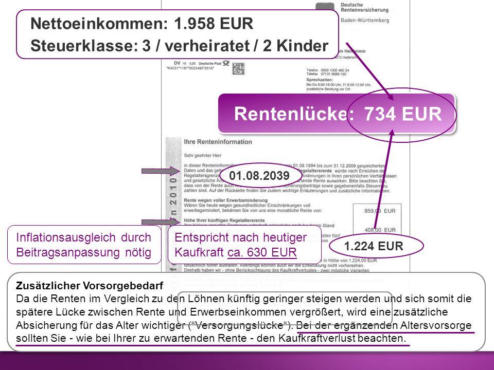 Preisentwicklung – Inflation Die durchschnittliche Inflationsrate der letzten 30 Jahre liegt in Deutschland bei 2,26 %.