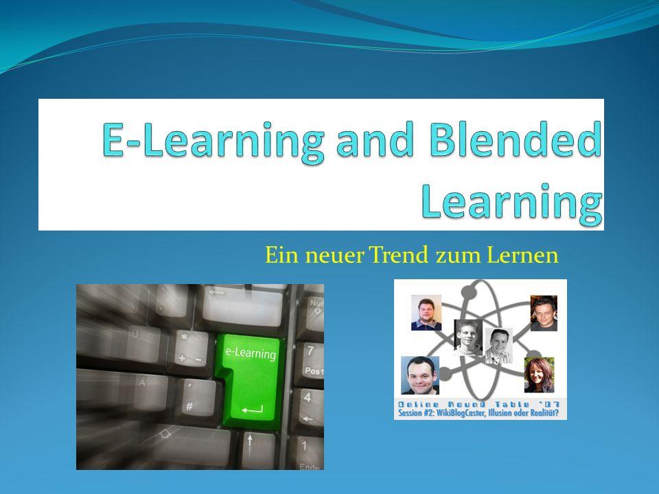 Ein neuer Trend zum Lernen