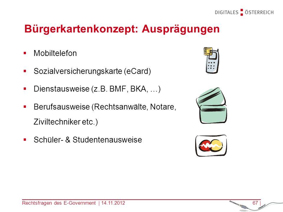 Rechtsfragen des E-Government | 14.11.201266 | Registerzählung bPk sind kein Orchideenthema, sondern weit verbreitet: ca.