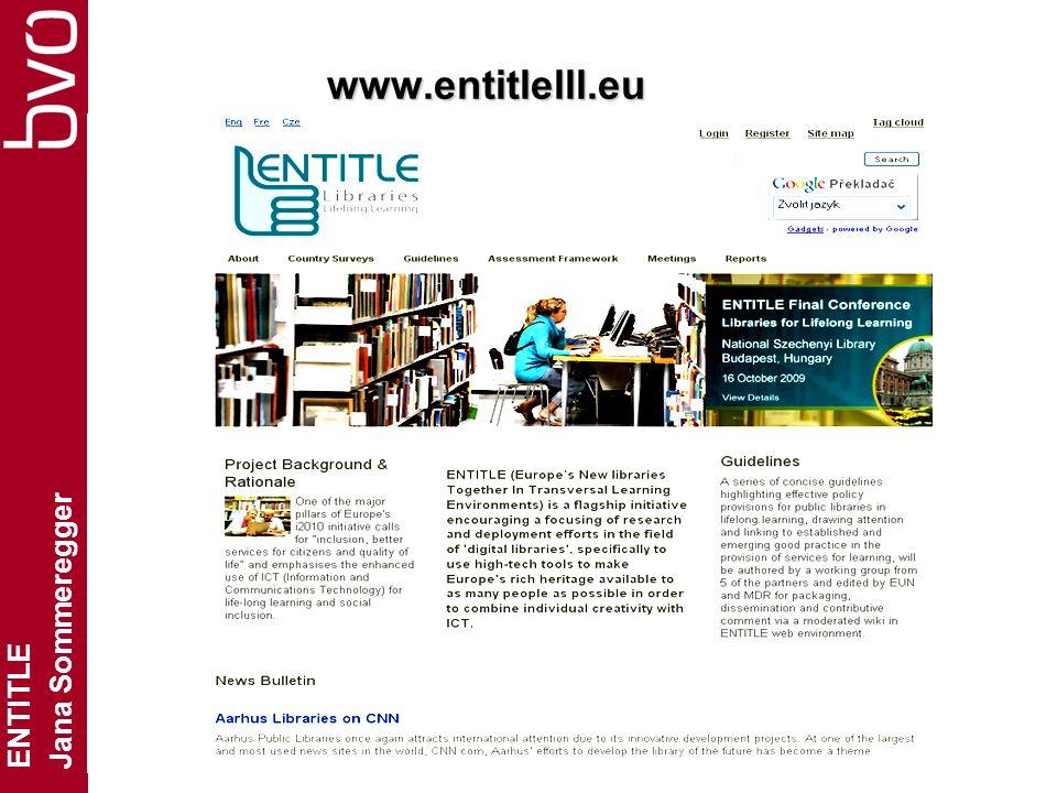 ENTITLE Jana Sommeregger Folie 6 www.entitlelll.eu