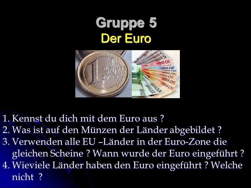Gruppe 4 Sprachen in der EU Die Europäische Union hat 27 Mitgliedstaaten und 23 Amtssprachen. Jeder Mitgliedstaat gibt bei seinem Beitritt zur Union a