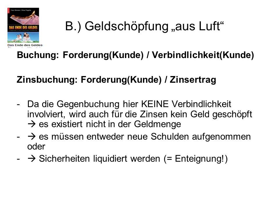 A.1) Österreich : Wirtschaftssektoren 2010 Sektorale Vermögens(Schuld)beziehungen Privat-Wirtschaft Staat Haushalte Summe (Mrd) Finanz- / Realw.