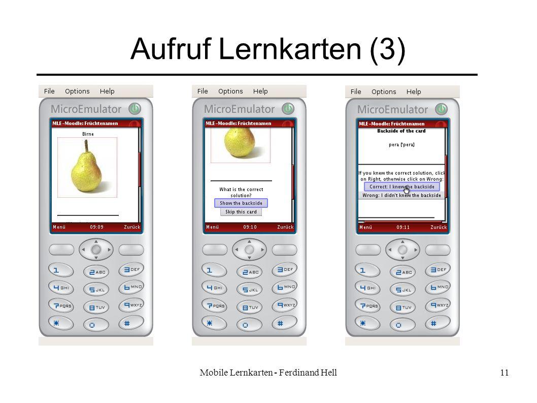 Mobile Lernkarten - Ferdinand Hell11 Aufruf Lernkarten (3)