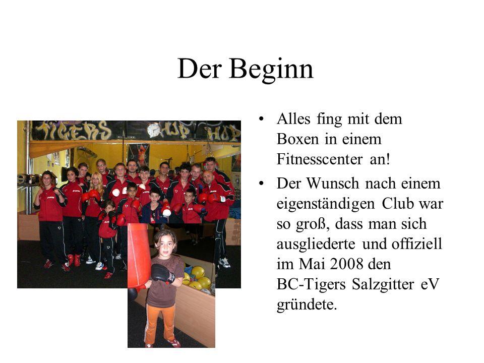 Veranstaltungen / Wettkämpfe Ein eigener Boxring ist das nächste Ziel unseres Vereins um auch Wettkämpfe zu veranstalten.