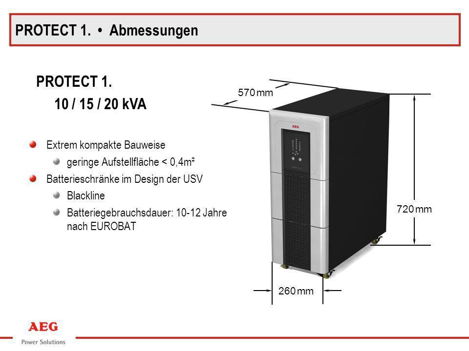 Extrem kompakte Bauweise geringe Aufstellfläche < 0,4m² Batterieschränke im Design der USV Blackline Batteriegebrauchsdauer: 10-12 Jahre nach EUROBAT