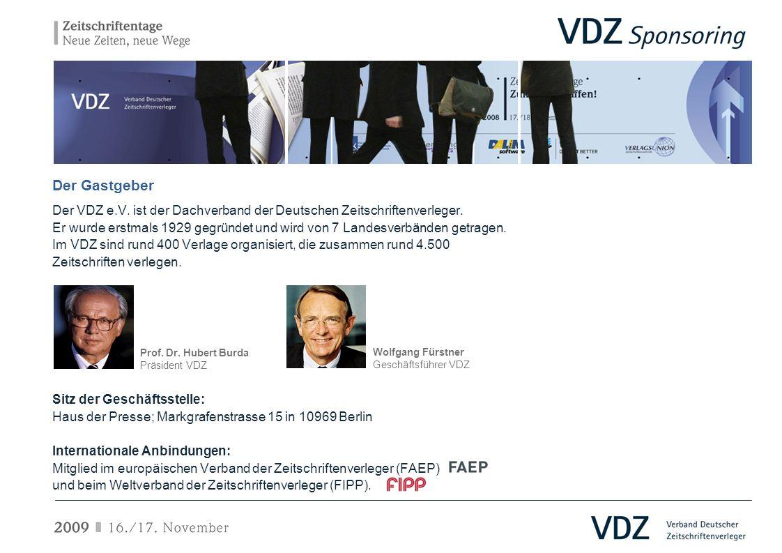 Der VDZ e.V. ist der Dachverband der Deutschen Zeitschriftenverleger. Er wurde erstmals 1929 gegründet und wird von 7 Landesverbänden getragen. Im VDZ